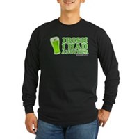Irish I Had Another Long Sleeve Dark T-Shirt