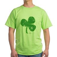 Vintage Clover Green T-Shirt