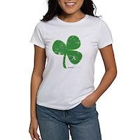 Vintage Clover Women's T-Shirt