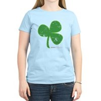 Vintage Clover Women's Light T-Shirt