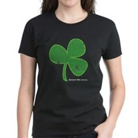 Vintage Clover Women's Dark T-Shirt
