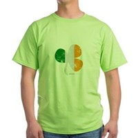 Vintage Clover Flag Green T-Shirt