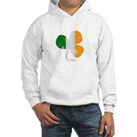 Vintage Clover Flag Hooded Sweatshirt