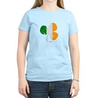 Vintage Clover Flag Women's Light T-Shirt