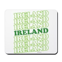 Ireland St Patrick's Day Mousepad