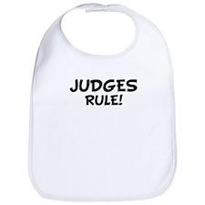 JUDGES Rule! Bib