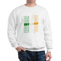 Ireland Flag Sweatshirt