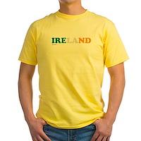 Ireland Yellow T-Shirt