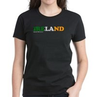 Ireland Women's Dark T-Shirt