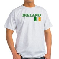 Ireland Flag Light T-Shirt