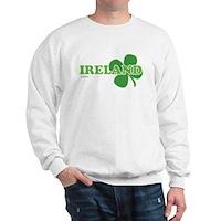 Ireland Lucky Clover Sweatshirt
