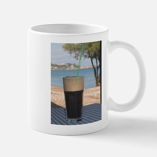 Koroni Kafe Frappe Limanaki: Mug