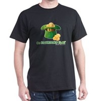 St Patrick's Day Hat Dark T-Shirt