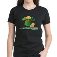 St Patrick's Day Hat Women's Dark T-Shirt