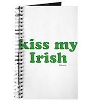Kiss My Irish Journal