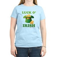 Luck o' Irish Women's Light T-Shirt