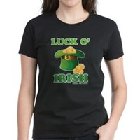 Luck o' Irish Women's Dark T-Shirt
