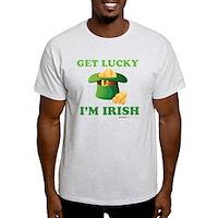 Get Lucky Im Irish Light T-Shirt