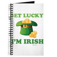 Get Lucky Im Irish Journal