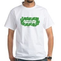 St Patrick's Day Reef White T-Shirt