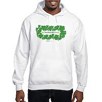 St Patrick's Day Reef Hooded Sweatshirt