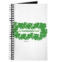 St Patrick's Day Reef Journal