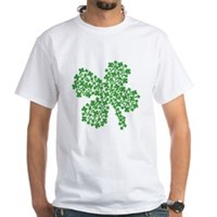 Clover Clovers White T-Shirt