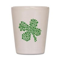 Clover Clovers Shot Glass