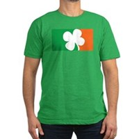Pro Irish Men's Fitted T-Shirt (dark)
