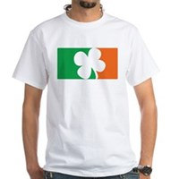 Pro Irish White T-Shirt