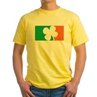Pro Irish Yellow T-Shirt