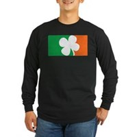 Pro Irish Long Sleeve Dark T-Shirt