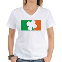 Pro Irish Women's V-Neck T-Shirt