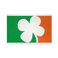 Pro Irish Rectangle Magnet