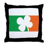 Pro Irish Throw Pillow