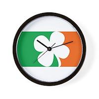 Pro Irish Wall Clock