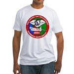 Southern Air Transport Angola Fitted T-Shirt