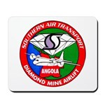 Southern Air Transport Angola Mousepad