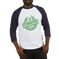 Official Drinking Team Stamp Baseball Jersey