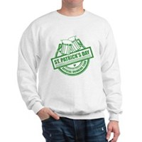 Official Drinking Team Stamp Sweatshirt