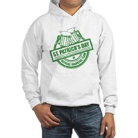 Official Drinking Team Stamp Hooded Sweatshirt