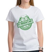 Official Drinking Team Stamp Women's T-Shirt