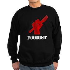"""Foodist Revolution (Red)"" Sweatshirt"