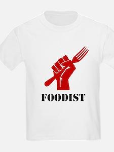 """Foodist Revolution (Red)"" T-Shirt"