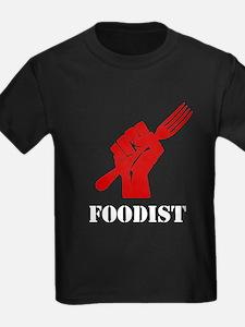 """Foodist Revolution (Red)"" T"
