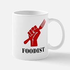 """Foodist Revolution (Red)"" Mug"