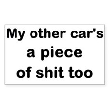 POS Car Decal