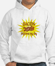 Bacon Brightens Hoodie