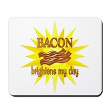 Bacon Brightens Mousepad
