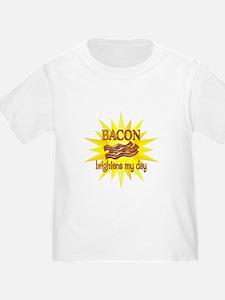 Bacon Brightens T